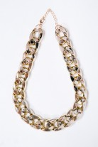 MATT Gold Chain Necklace